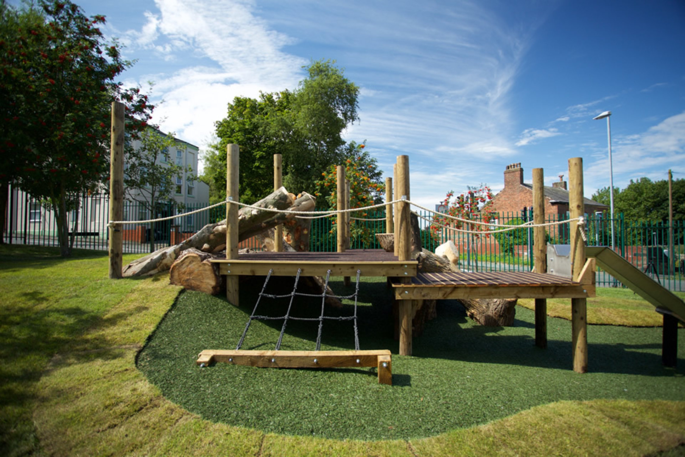 Risk and challenge in Primary School outdoor environments